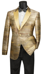 Vinci Sport Jacket BSM1-Gold - Church Suits For Less