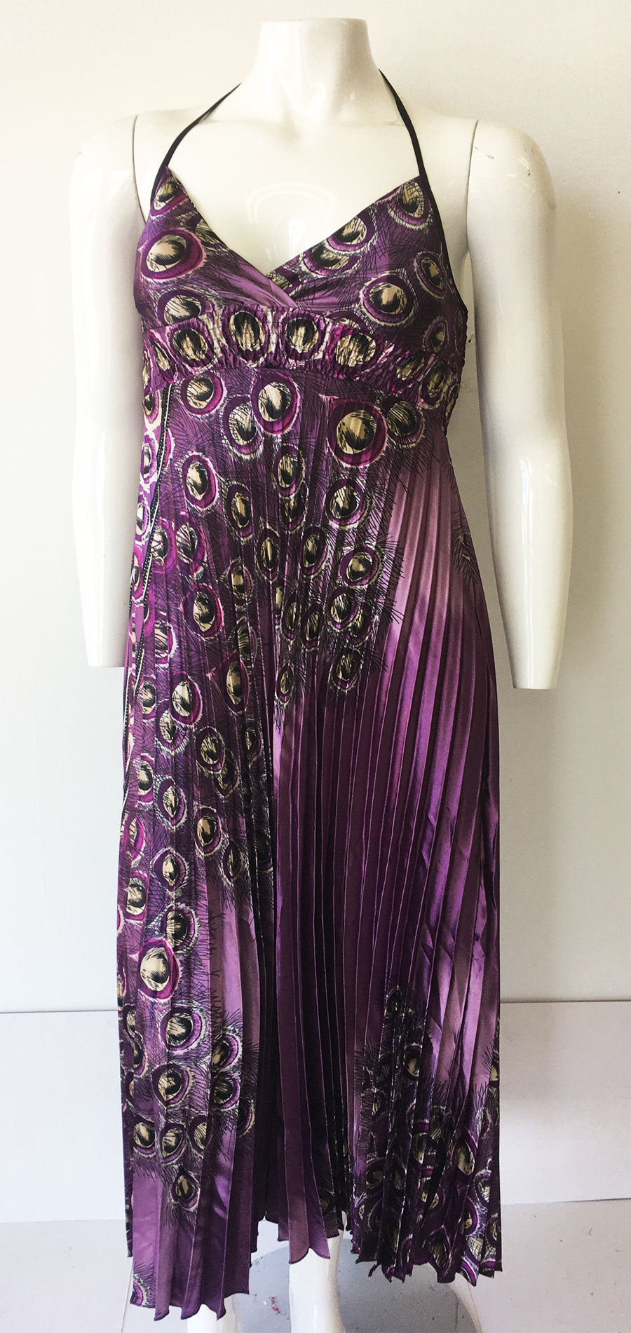 Casual Dress SB257-Purple - Church Suits For Less