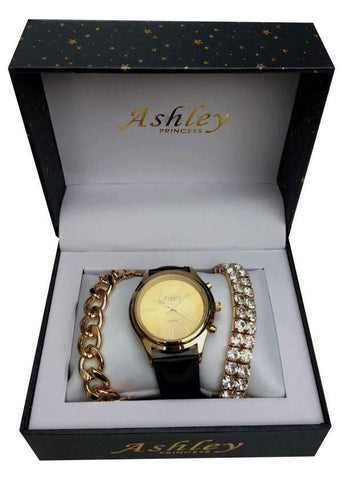 Watch & Bracelet Set-06