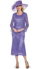 Giovanna Dresss D1455-Lavender - Church Suits For Less