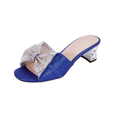 Women Church Shoes DP843-Blue