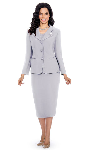 Giovanna Usher Suit 0824- Silver