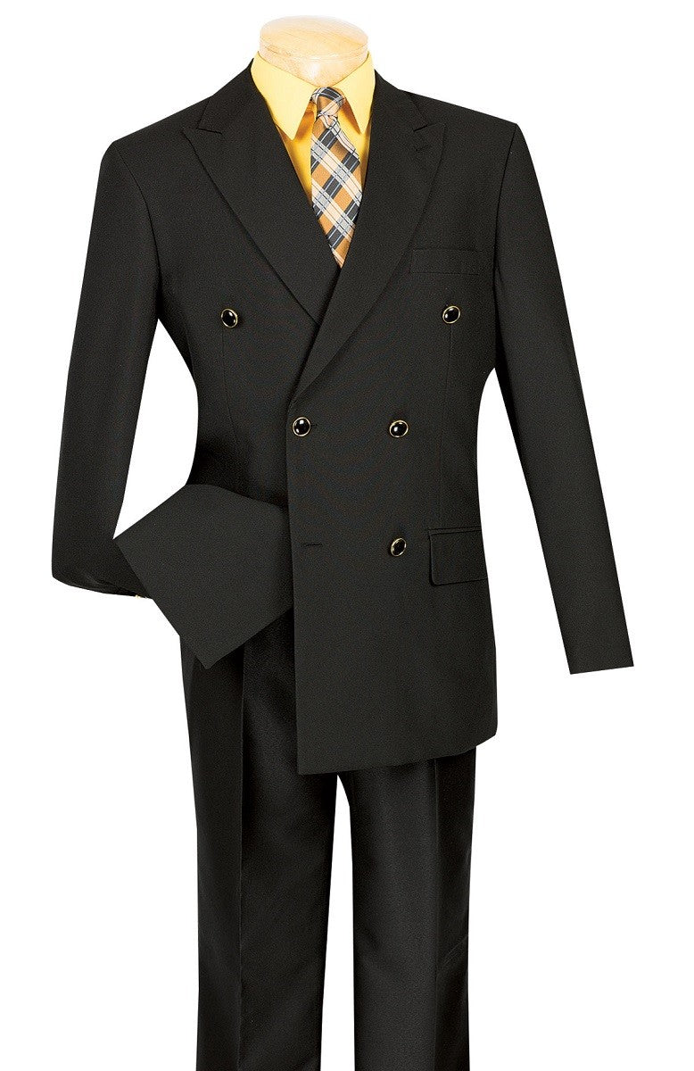 Vince Men Blazer Z-DPP-Black - Church Suits For Less