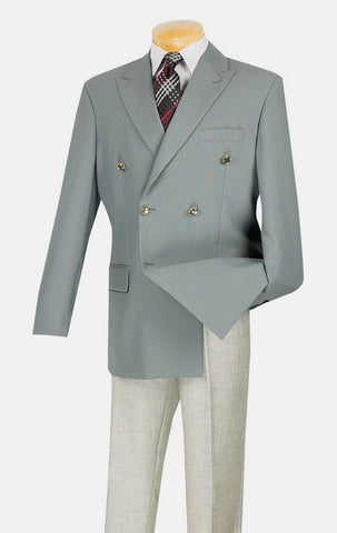 Vince Men Blazer Z-DPP-Grey