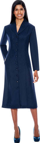 GMI Usher Suit-11674-Navy - Church Suits For Less
