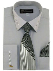 SG-35-Grey - Church Suits For Less