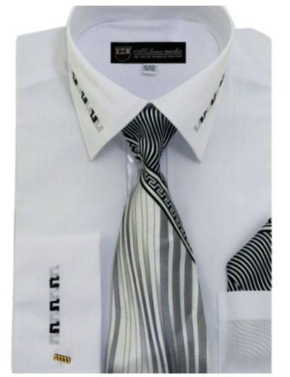 DS-35-White - Church Suits For Less