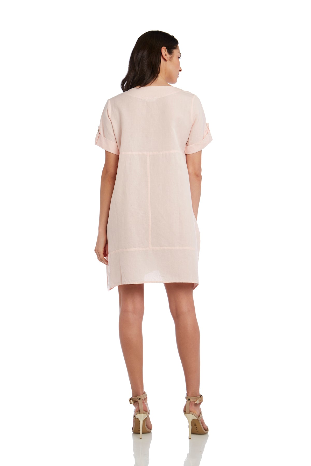 Short Sleeve Patio Dress