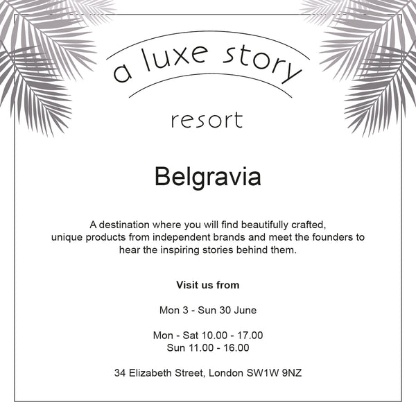 A Luxe Story Resort Belgravia June 2019