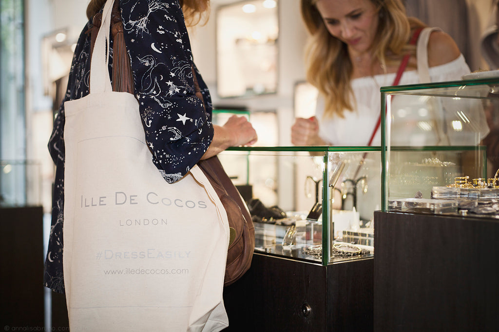 Ille De Cocos Autumn Winter 2016 collection preview