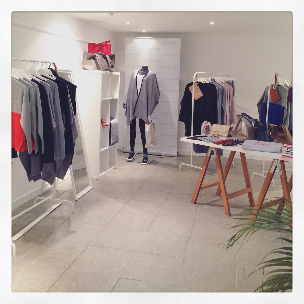 Ille De Cocos Pop Up Shop - Kings Road, Chelsea