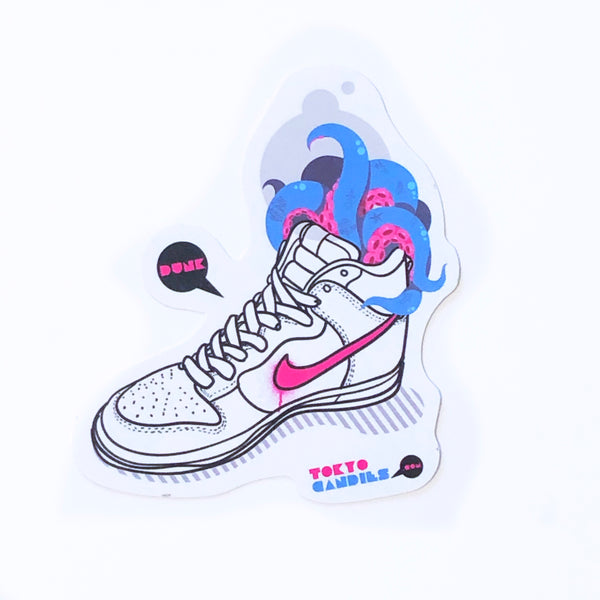 Nike Hightop Sticker