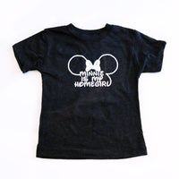 Minnie is my Homegirl Kids Tee