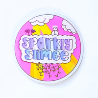 Sparkly Slime Sticker