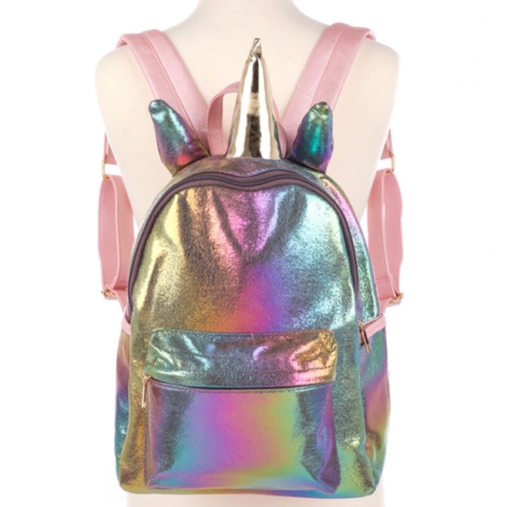 Iridescent Unicorn Backpack