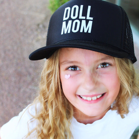 Doll Mom Kid's Hat