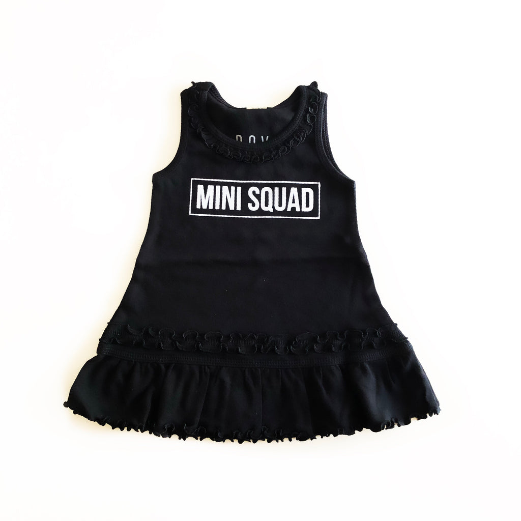 MINI SQUAD Tank Dress
