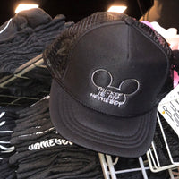 Mickey is my Homeboy Emroidered Hat