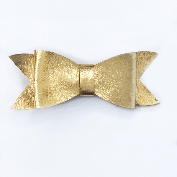 Mini Gold Bow