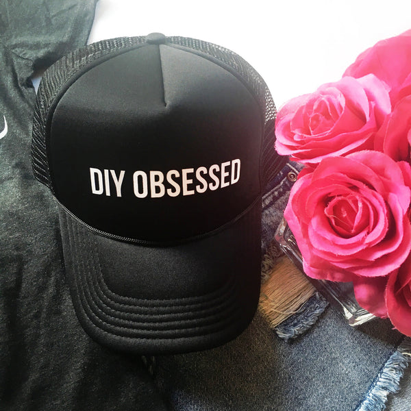 DIY OBSESSED Hat
