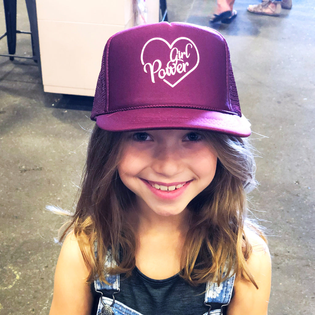 Girl Power Kid's Hat