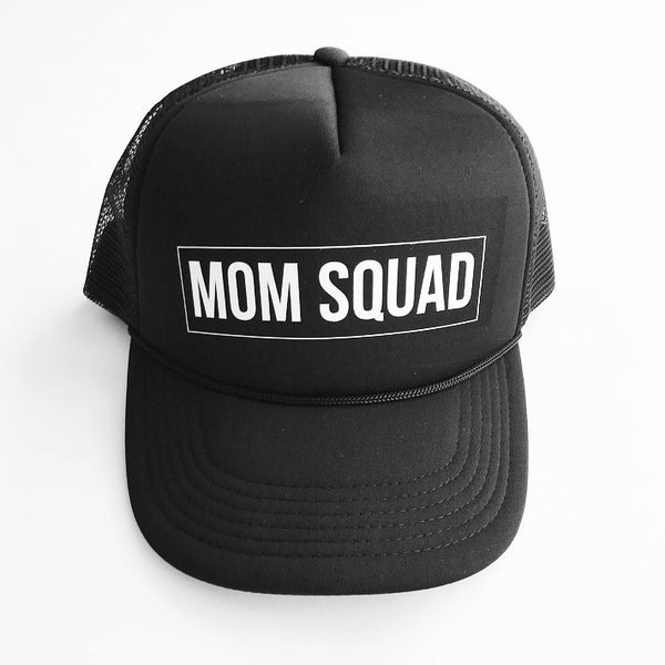 Mom Squad Hat