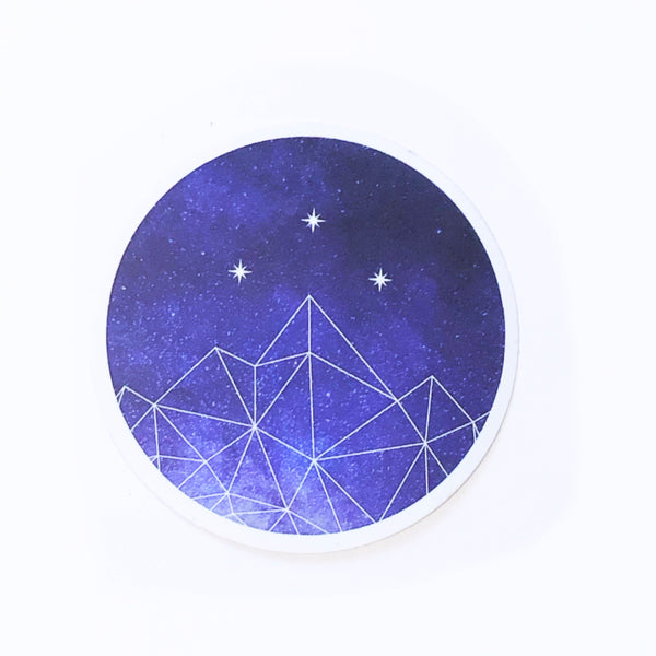 Constellation Sticker