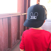 Mickey is my Homeboy Emroidered Kid's Hat