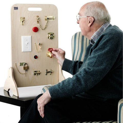Memory Loss Activity - Latch & Locks Center