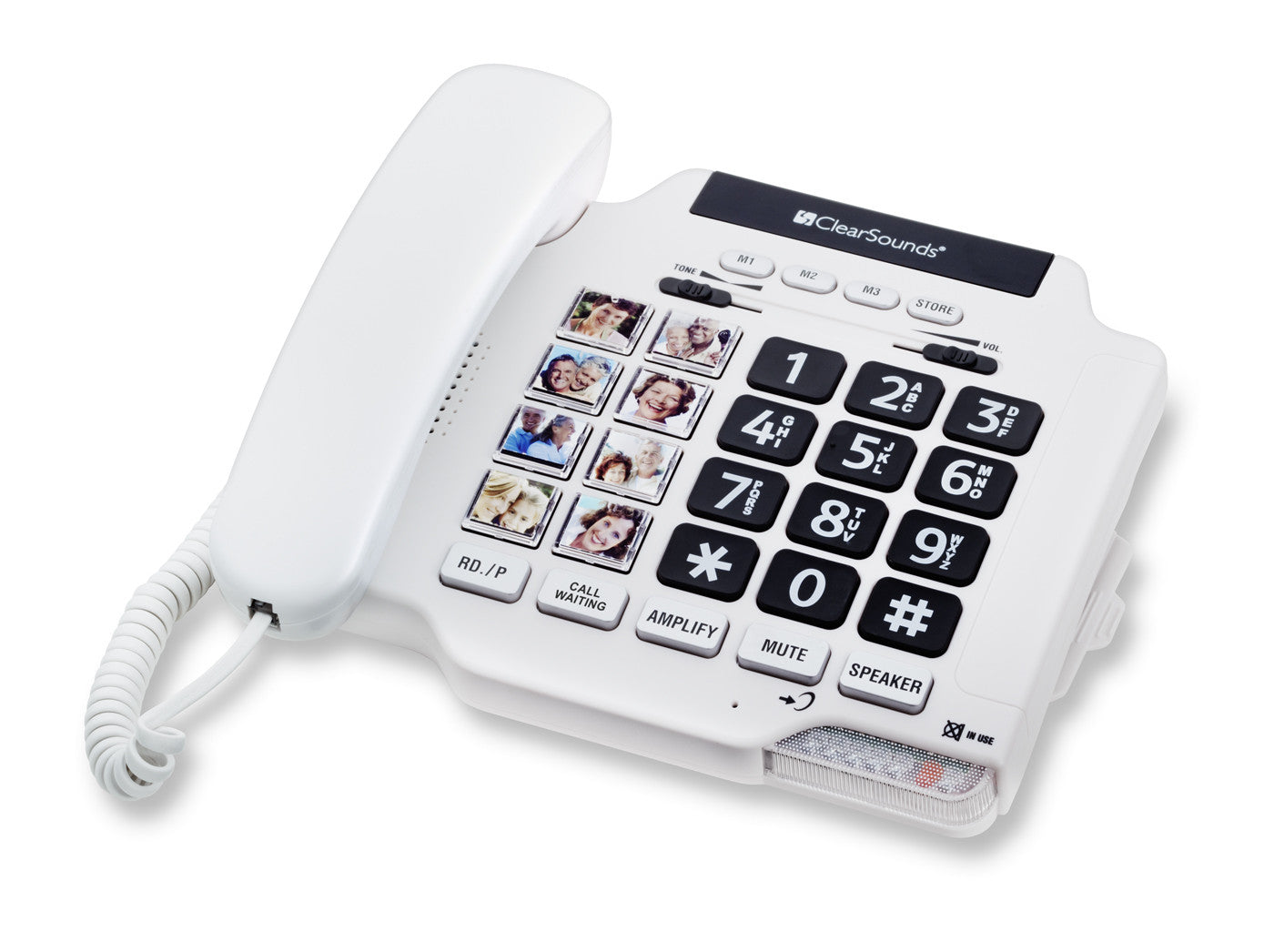 ClearSounds CSC500 Picture Phone