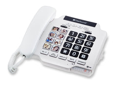 ClearSounds CSC500 Picture Phone - The Senior Care Shop  - 1