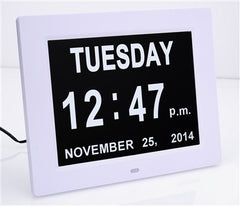 DayClox Digital Calendar Day Clock - The Original Memory Loss Day Clock - The Senior Care Shop  - 8