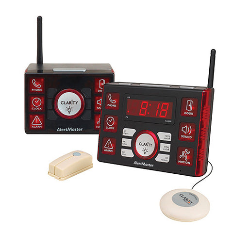Bell & Phone Alert w/Bed Shaker/Lights Bell & Phone Alert w/Bed Shaker/Lights