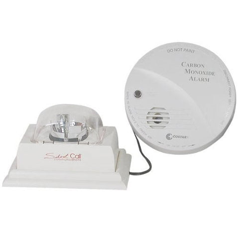 Carbon Monoxide Strobe Warning