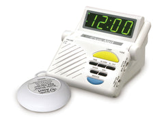 Thundering Alarm Clock w/Bed Shaker