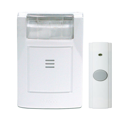"NuTone 224WH Wireless Door Strobe/Chime System. ""FREE SHIPPING"""