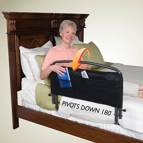 "Safe-In-Bed 30"" Rail w/Pouch"