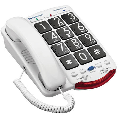 Amplified Phone with X-Large Buttons - The Senior Care Shop