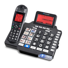 ClearSounds iConnect A1600BT Amplified Phone - The Senior Care Shop