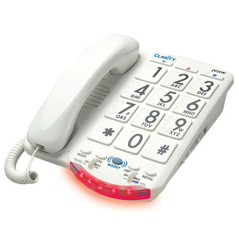 X-Large Button - Amplified Phone