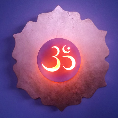 OM Light Sculpture Flower, 40cm