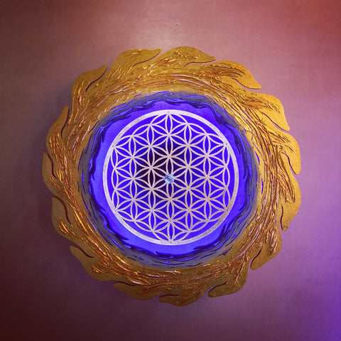 Flower of Life, 35cm