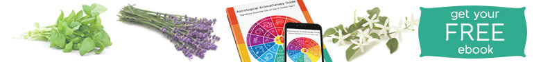Get your FREE ebook - Astrological Aromatherapy Guide