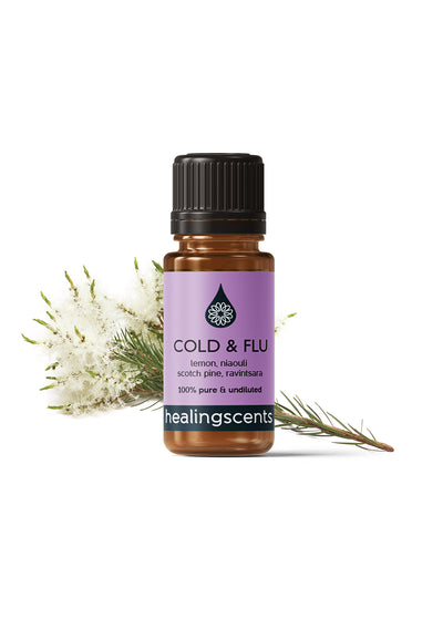 Cold and Flu Synergy Blend
