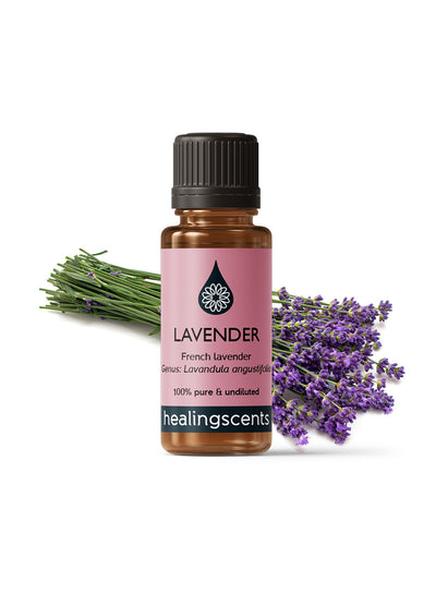 Lavender: French Essential Oil