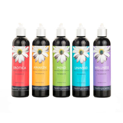Organic Hydration Oil - Organic Hydration Oils