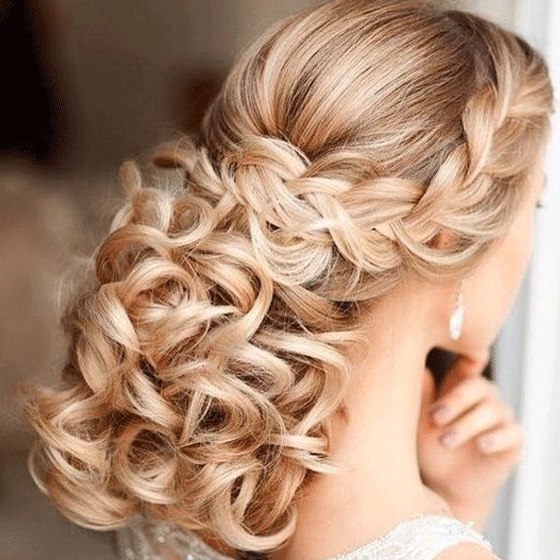 Hair Braiding Styles for Your 2017 Wedding...