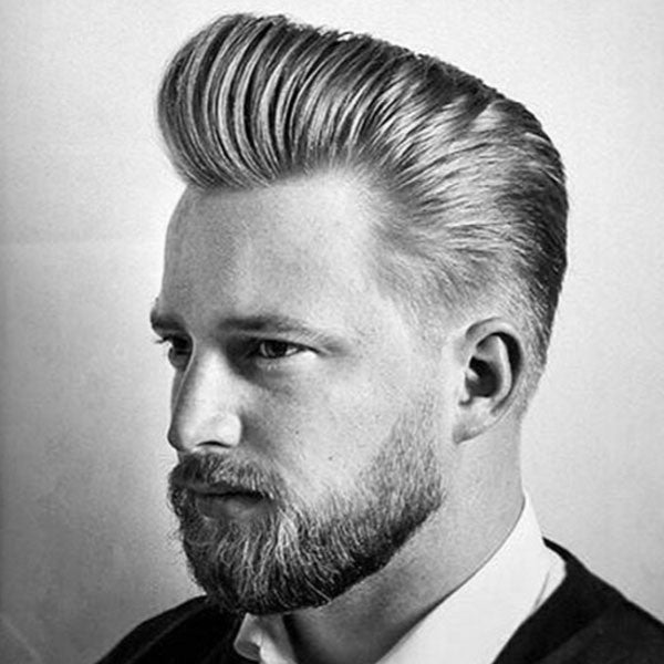 The Latest Trends in Men's Haircuts...