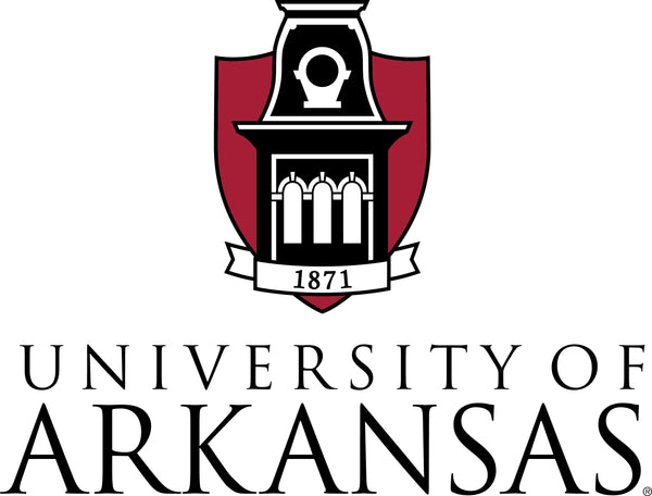 Arkansas University School Tie Colors