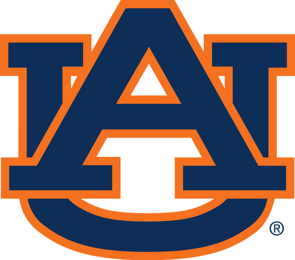 Auburn University School Tie Colors